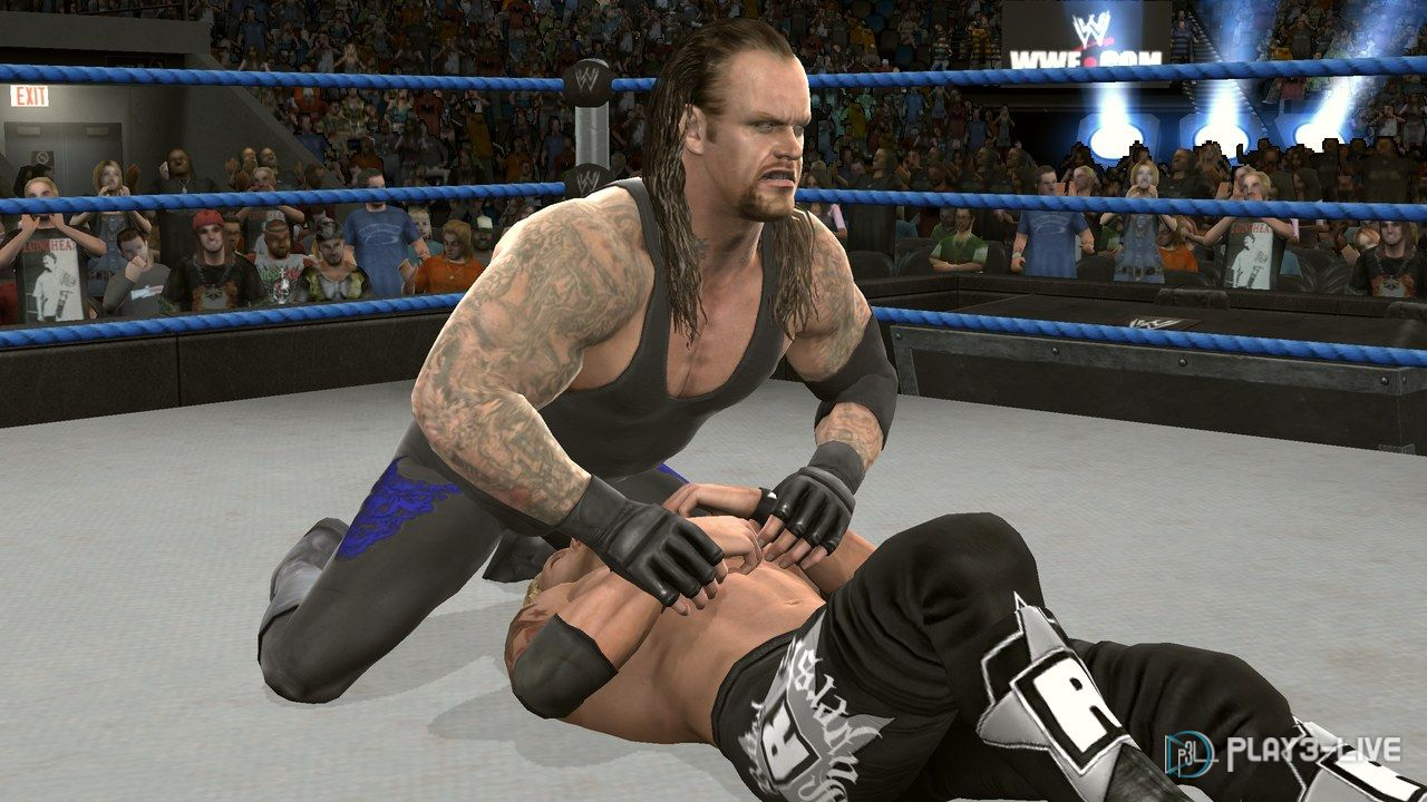 PS3 SmackDown vs Raw 2009