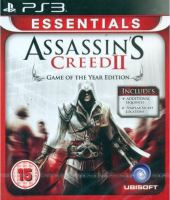 PS3 Assassins Creed 2 GOTY (nová)