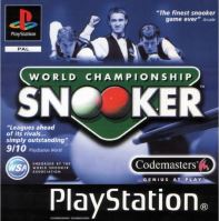 PSX PS1 World Championship Snooker (1920)