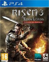 PS4 Risen 3: Titan Lords Enhanced Edition