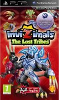 PSP Invizimals: The Lost Tribes (Nová)