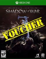 Voucher Xbox One Middle Earth Shadow Of War