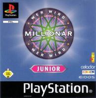 PSX PS1 Kto chce by milionárom Junior (627)