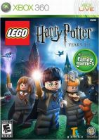 Xbox 360 Lego Harry Potter Years 1-4 (Bez obalu)