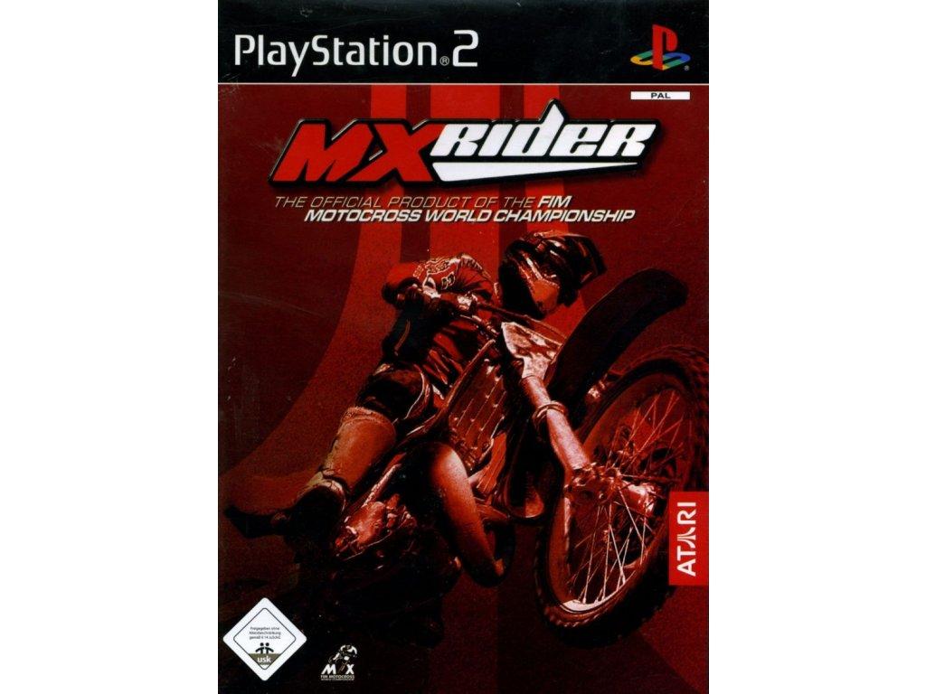 PS2 MXrider
