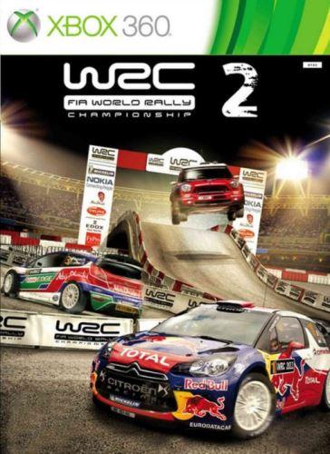 Xbox 360 WRC Fia World Rally Championship 2