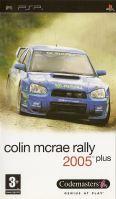 PSP Colin Mcrae Rally 2005 plus