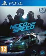 PS4 NFS Need For Speed (nová)