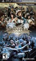 PSP Dissidia 012 Final Fantasy