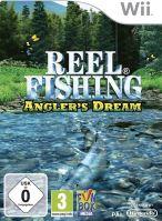 Nintendo Wii Reel Fishing: Angler's Dream