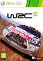 Xbox 360 WRC 5