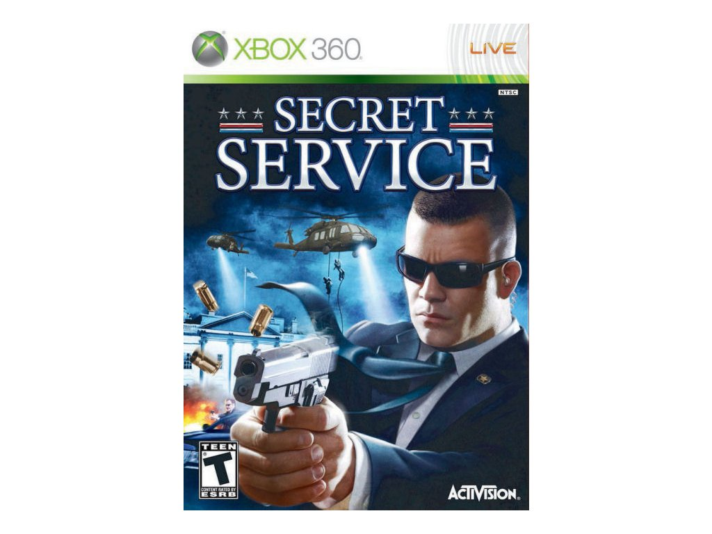 Xbox 360 Secret Service