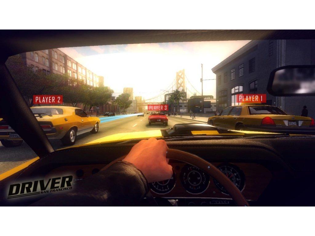 PS3 Driver San Francisco