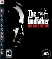 PS3 Kmotr The Godfather The Dons Edition