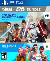 PS4 The Sims 4 + Star Wars: Journey To Batuu Bundle (nová)
