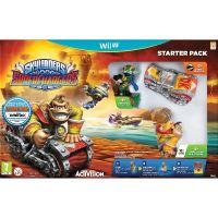 Nintendo Wii U Skylanders: SuperChargers (Donkey Kong edice) [Starter Pack]