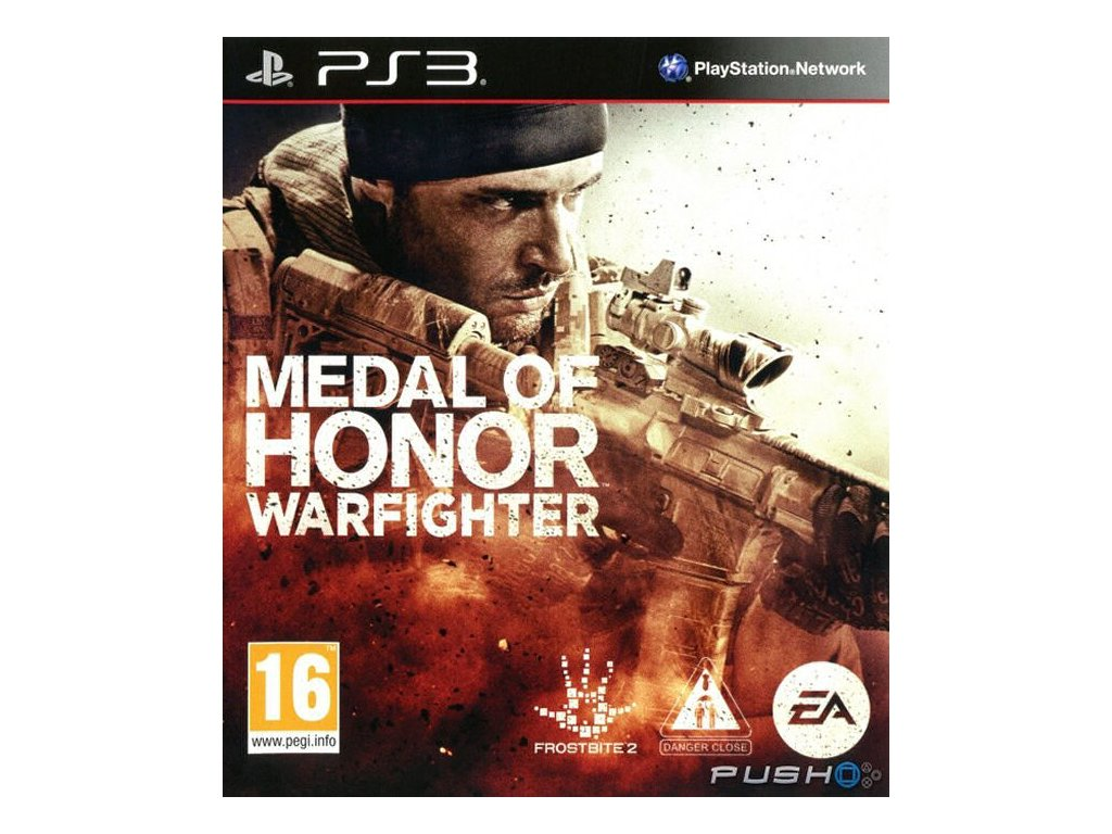 PS3 Medal Of Honor - Warfighter