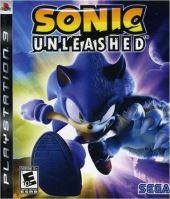 PS3 Sonic Unleashed (nová)