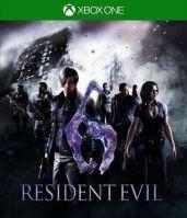 Xbox One Resident Evil 6 (nová)