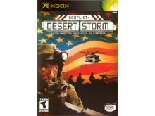Xbox Conflict Desert Storm