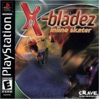 PSX PS1 X-Bladez: Inline Skater