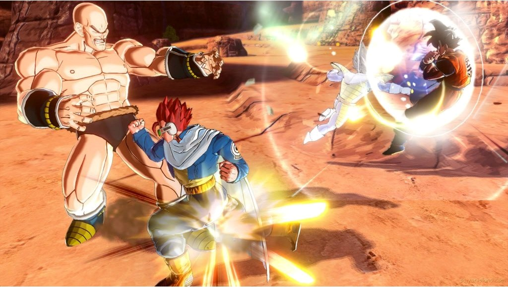 PS3 Dragon Ball 15 Xenoverse