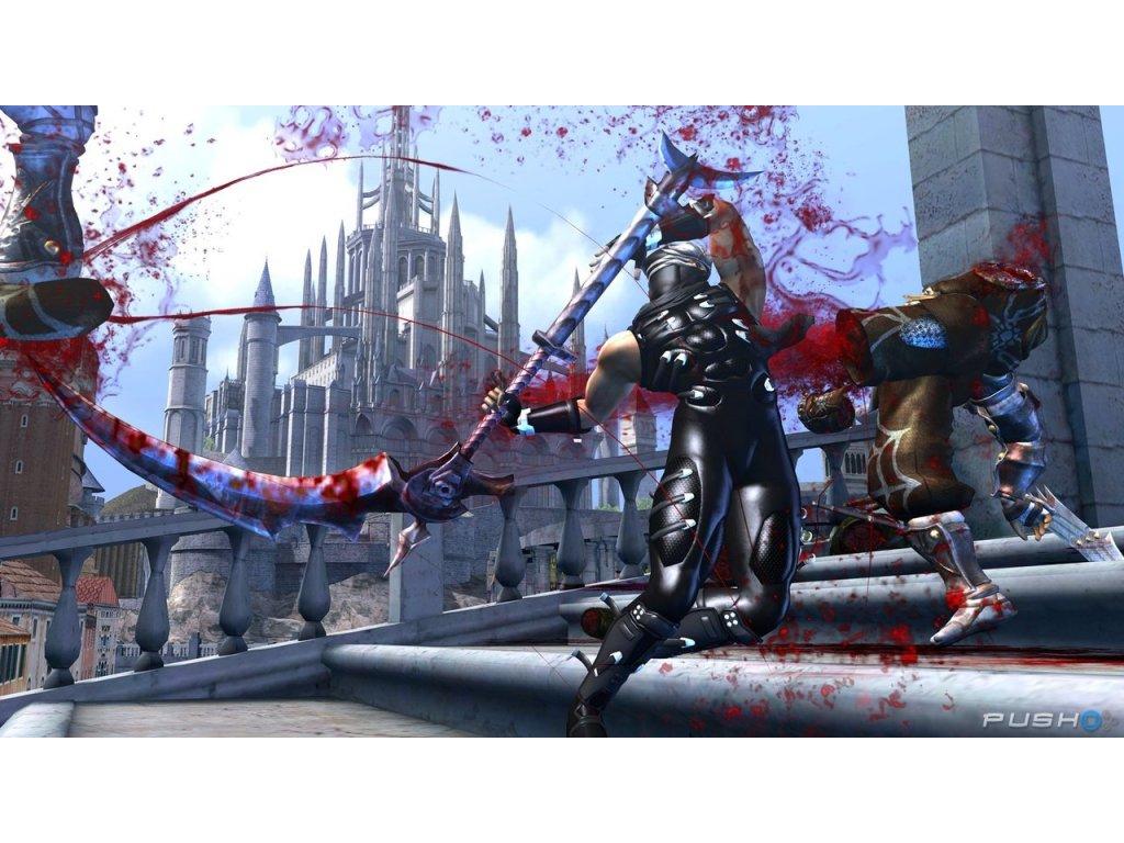 Xbox 360 Ninja Gaiden 2