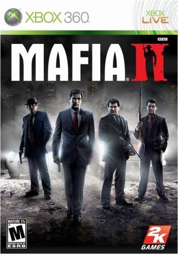 Xbox 360 Mafia 2 Mafia II