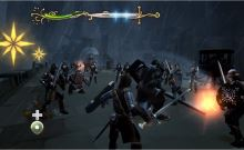 PS3 Pán Prsteňov The Lord Of The Rings Aragorns Quest
