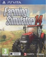 PS Vita Farming Simulator 14
