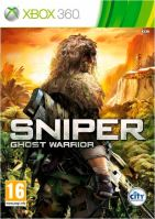 Xbox 360 Sniper Ghost Warrior (nová)