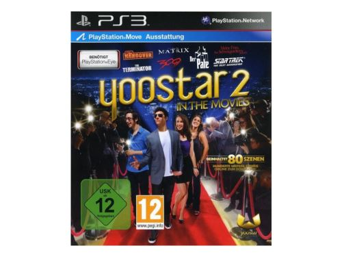 PS3 Yoostar 2 The Movies