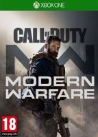Xbox One Call of Duty: Modern Warfare (nová)