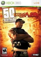 Xbox 360 50 Cent Blood On The Sand