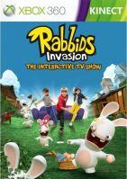 Xbox 360 Kinect Rabbids Invasion (nová)