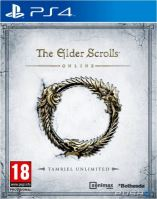 PS4 The Elder Scrolls Online Tamriel Unlimited (nová)