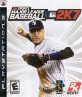 PS3 Major League Baseball 2K7