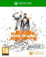 Xbox One State of Mind (nová)