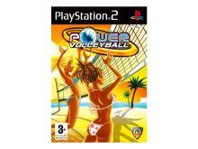 PS2 Power Volleyball (nová)