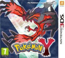 Nintendo 3DS Pokémon Y