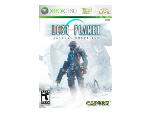 Xbox 360 Lost Planet Extreme Condition