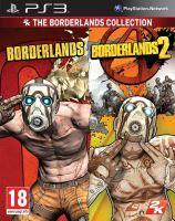 PS3 The Borderlands 1 + 2 Collection (nová)
