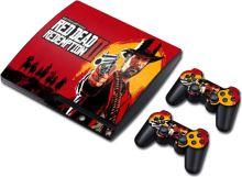 [PS3 Slim] Polep Red Dead Redemption (nový)