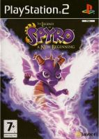 PS2 The Legend Of Spyro - A New Beginning