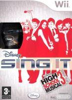 Nintendo Wii Disney Sing It: High School Musical 3 (Nová)