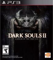 PS3 Dark Souls 2 Scholar of the First Sin (nová)