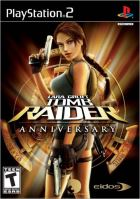 PS2 Lara Croft Tomb Raider Anniversary
