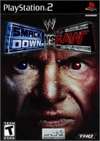 PS2 SmackDown vs Raw