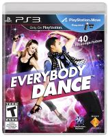 PS3 Move Everybody Dance (nová)