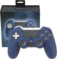 [PS4 | PC] Bezdrôtový Ovládač Sades Elite - modrý (estetické vady)
